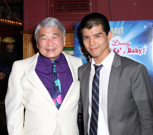 Photos: Telly Leung in Who Loves Ya Baby?