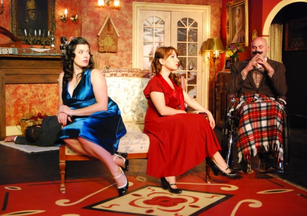 Photo Coverage: Signal Ensemble Theatre Presents THE REAL INSPECTOR HOUND
