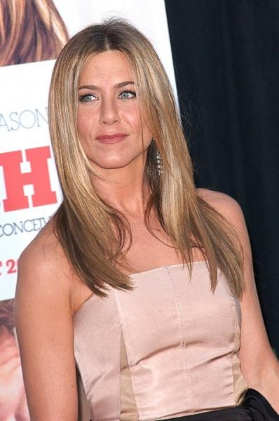 Jennifer Aniston at 'Switch' Premieres in LA