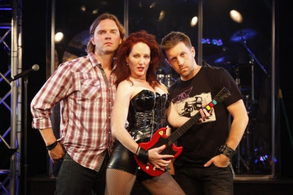 Photo Flash: POWER BALLADZ At Midtown Theatre