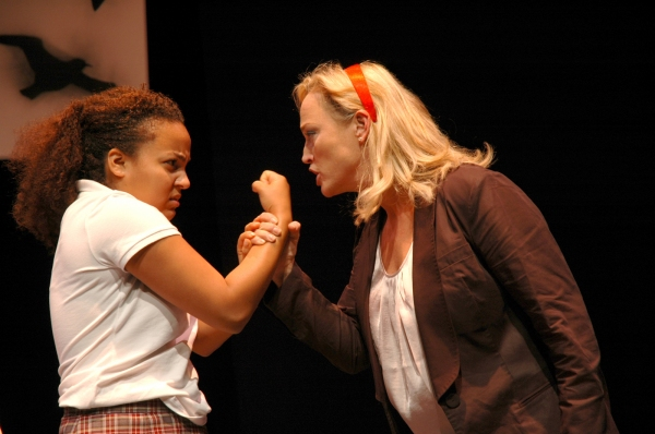 Photo Flash: WHEN LAST WE FLEW Plays The NY Int'l Fringe Fest