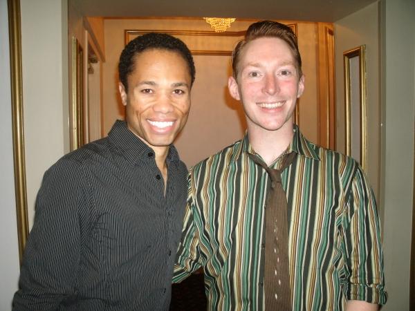 Sean Walton and Tommy Rapley Photo