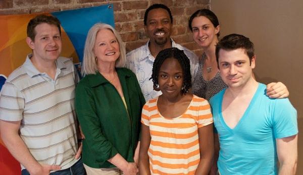 Mark Emerson, Alex Bond, Dathan B. Williams, Lavita Shaurice Burr, Dev Bondarin and D Photo