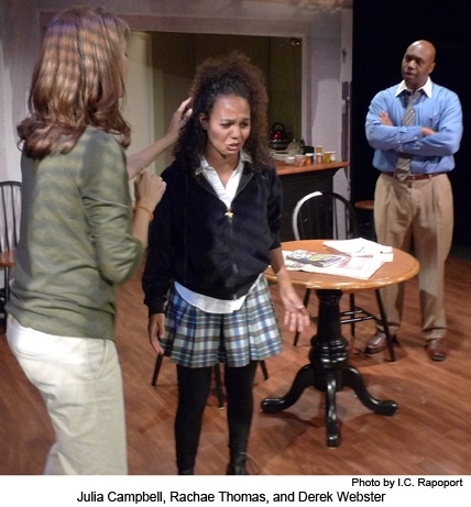 Photo Flash: Matrix Theatre Releases NEIGHBORS Production Shots