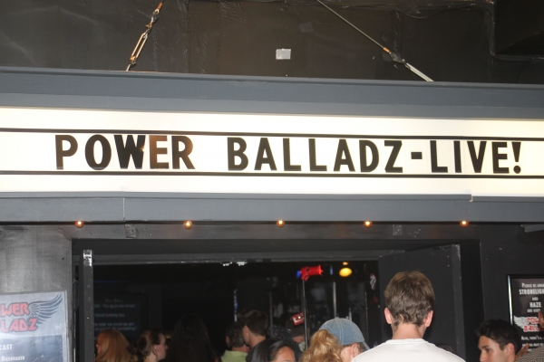 Photo Coverage: POWER BALLADZ Opens Off-Broadway