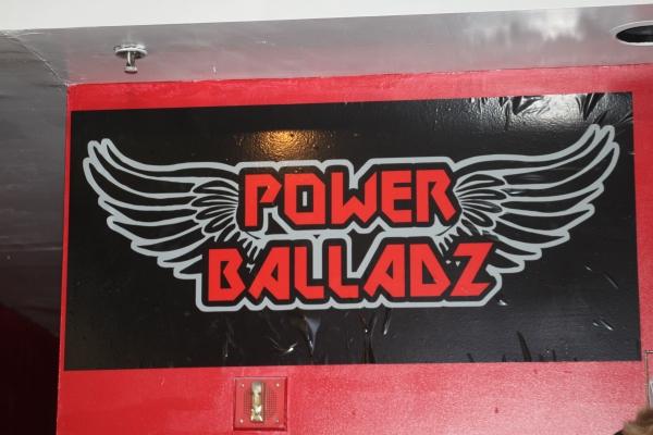 Photo Coverage: POWER BALLADZ Opens Off-Broadway