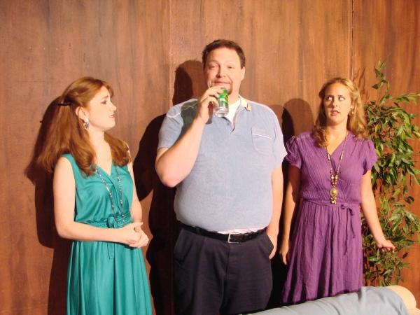 Katie Cheely, Chris Warren & Philena Gilmer
