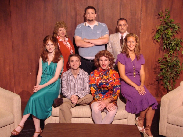 Nicola Howard, Chris Warren, Mark Anderson; (Bottom row) Katie Cheely, Quinn Gasaway, Cale Haupert, Philena Gilmer