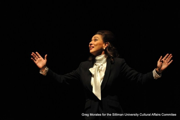 Cherie Gil at  MASTER CLASS Philippines Production Shots!