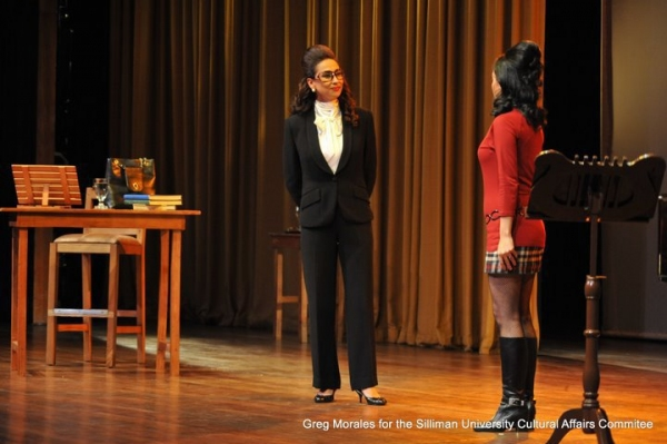 Photo Flash:  MASTER CLASS Philippines Production Shots!