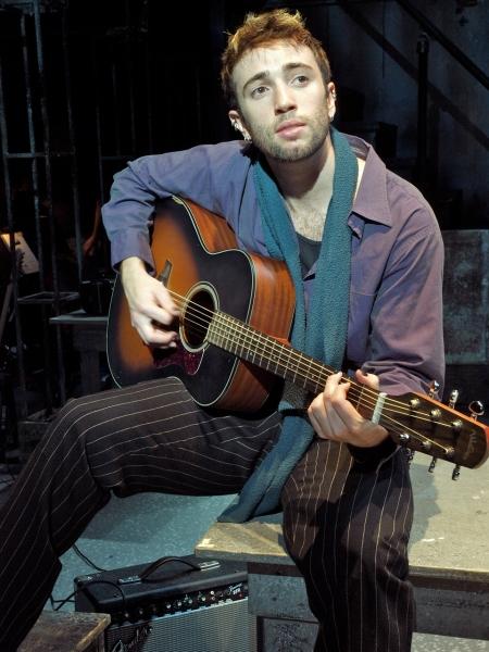 Mark Ayesh as Roger