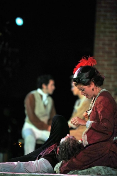 Photo Coverage: Opening Night of NSF's Love's Labor's Lost
