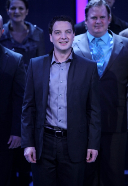 Photo Coverage Exclusive: CHESS at Signature Theatre - Curtain Call