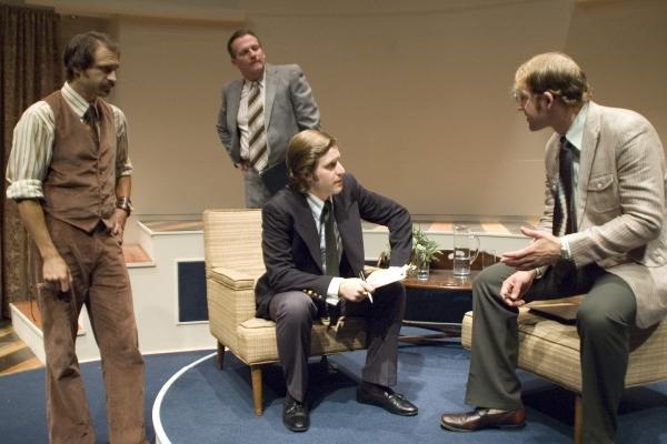Andrew Carter, Matthew Brumlow, Don Bender and Dennis Grimes