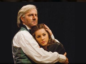 Simon Bow and Lucie Jones