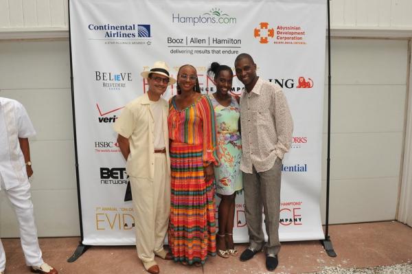 Khephra Burns, Susan L. Taylor, Princess Keisha Omilana Photo