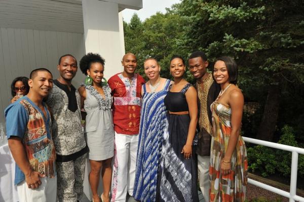 Arcell Cabuag, Sule Adams, Annique Roberts, Donavon Herrin Photo