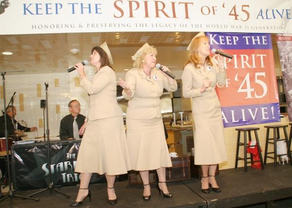 Photos: Channing, Fleming, et al. Keep the Spirit Alive
