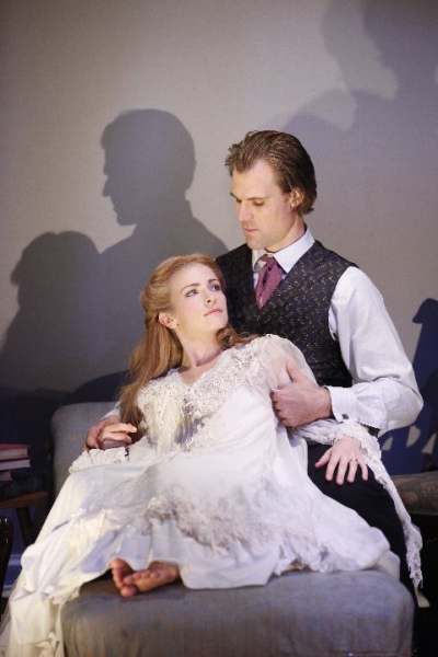 Photo Flash: AN ERROR OF THE MOON At The Beckett Theatre