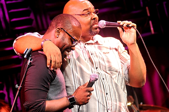 Rhett George & James Iglehart