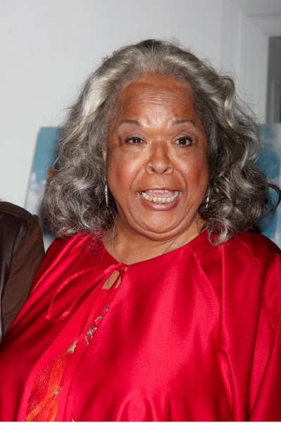 Della Reese at 'Expecting Mary' Benefits The Actor's Fund