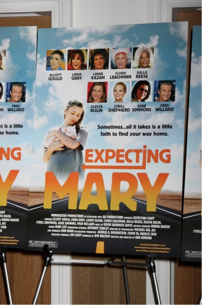 Photo Coverage: 'Expecting Mary' Benefits The Actor's Fund