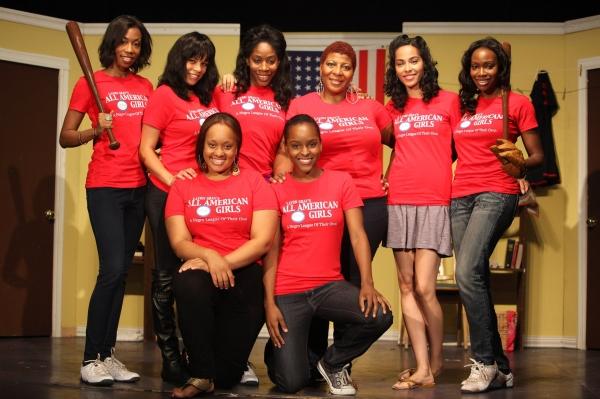Ashley Jeffrey, Daphnee DuPlaix, Catherine Peoples, Chantal Nchako, Antoinette Robert Photo