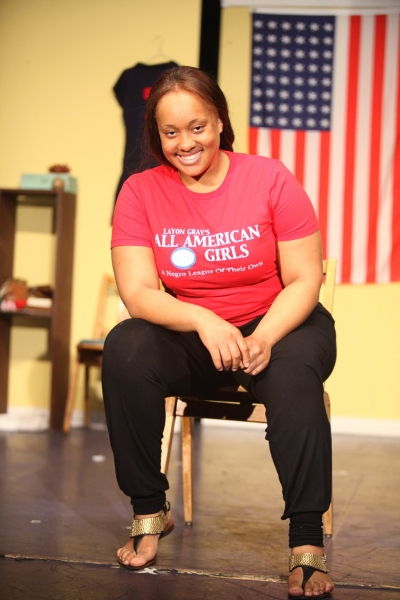 Photo Coverage: ALL AMERICAN GIRLS in Rehearsal