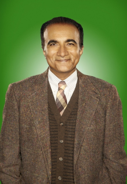 Iqbal Theba returns as Principal Figgins