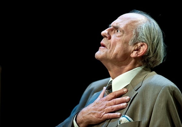 Christopher Lloyd at DEATH OF A SALESMAN At Weston Playhouse