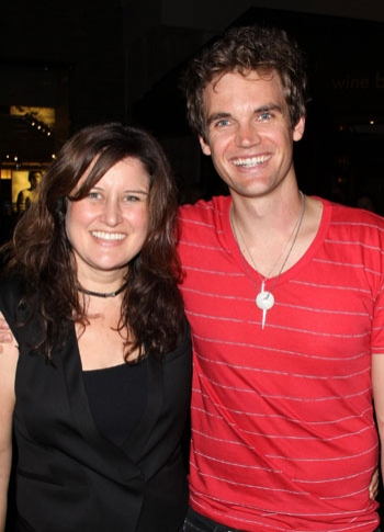 Paula Cole and Tyler Hilton at The Americana at Brand Photo