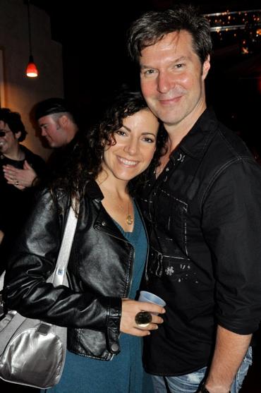 Sandra Joseph and Ron Boehmer