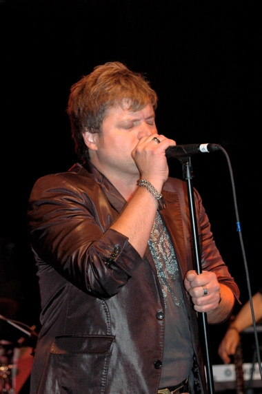 Photo Coverage: Rob Evan and Menrva Realm Live in Concert