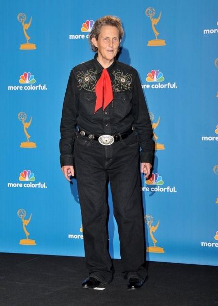Temple Grandin Photo