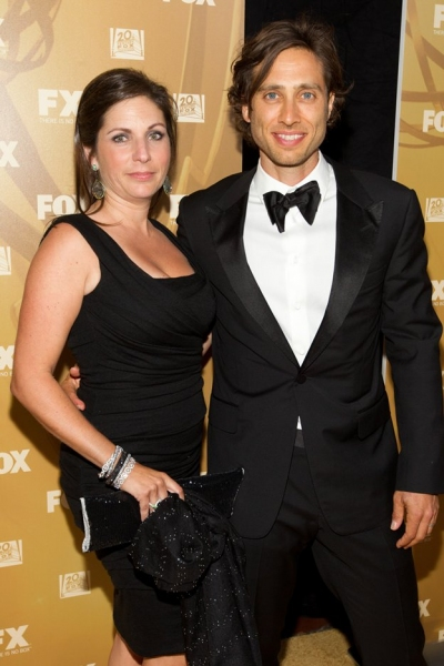 Brad Falchuk and Guest