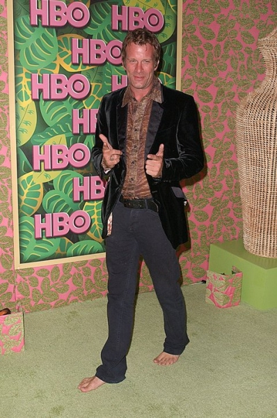 Thomas Jane  at 2010 Emmy Coverage - HBO After-Party