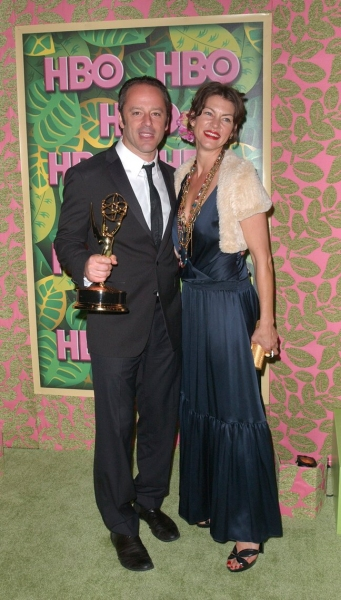 Photo Coverage: 2010 Emmy Coverage - HBO After-Party