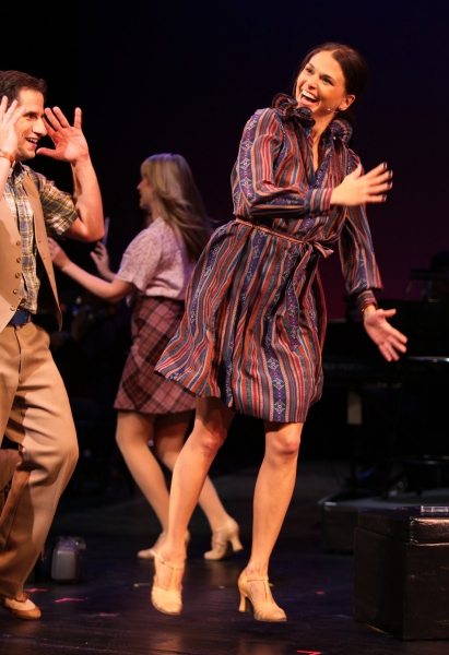 Photo Coverage: THEY'RE PLAYING OUR SONG Curtain Call