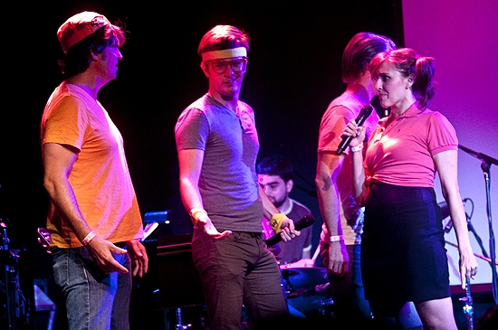 Photos: 'If It Only Even Runs a Minute 3' at Le Poisson Rouge