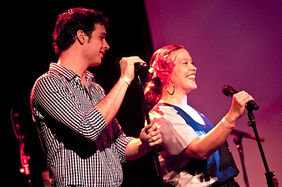 Joel Ingram and Alison Renee Foster