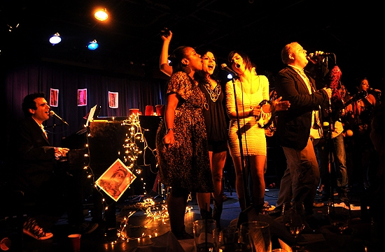 Photo Coverage: 'Joe Iconis Jamboree' at Beechman