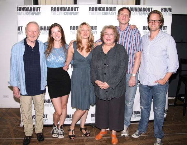 John Horton, Betty Gilpin, Heidi Schreck, Jayne Houdyshell, Mark Brokaw (Director) & Matt Letscher