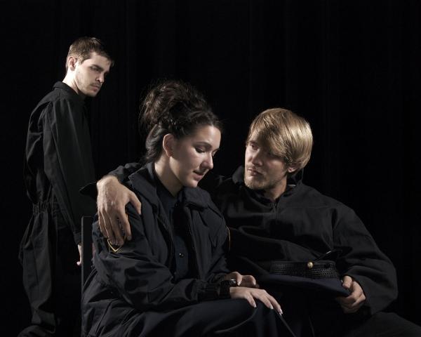 Owen Sigsbee Virgin, Michelle Chin, and Alex Bradley Photo