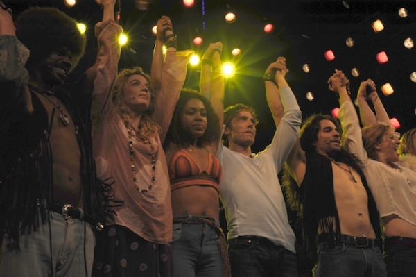 Photo Coverage: HAIR Closes in London