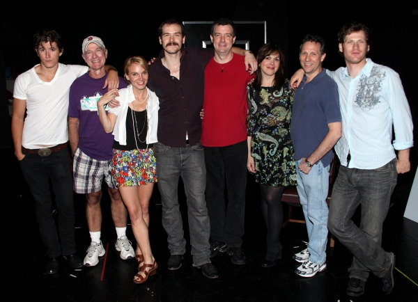 Zach Wagner, John-Charles Kelly, Malcolm Madera, Lori Gardner,Frank Blocker, Rita Rehn, Stephen Hope, Graham Stuart Allen