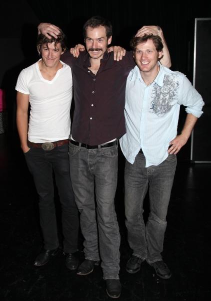 Zach Wagner, Malcolm Madera & Graham Stuart