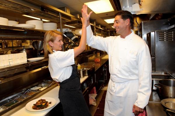 Photo Coverage: Lo Bosworth Celebrates New Website at LAVO