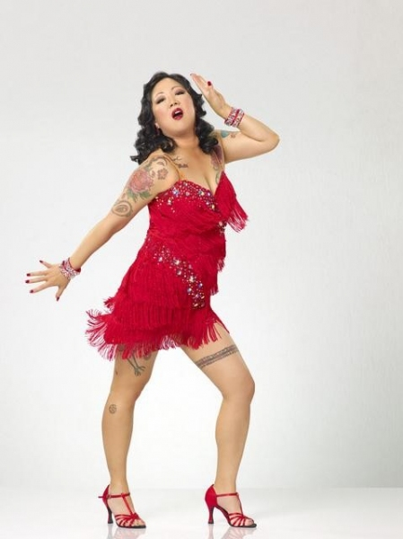 3 at 'Dancing with the Stars' Reveals Portrait Photos