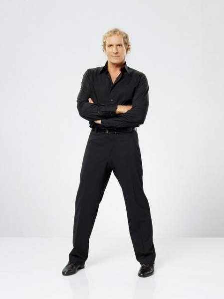 Michael Bolton  at 'Dancing with the Stars' Reveals Portrait Photos