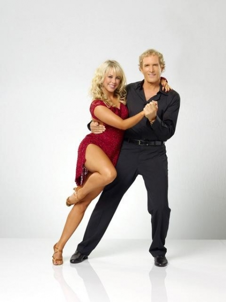Chelsie Hightower & Michael Bolton